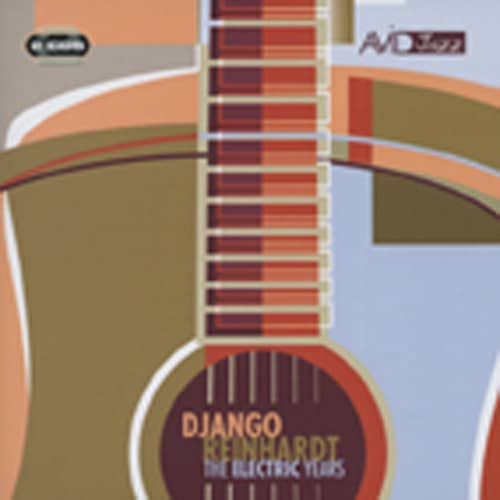Reinhardt, Django The Electric Years 2-CD
