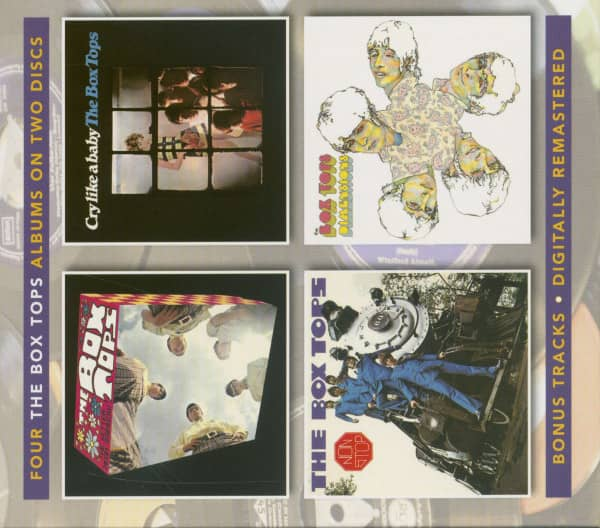 The Letter-Neon Rainbow-Cry Like A Baby - Non Stop - Dimension (2-CD)