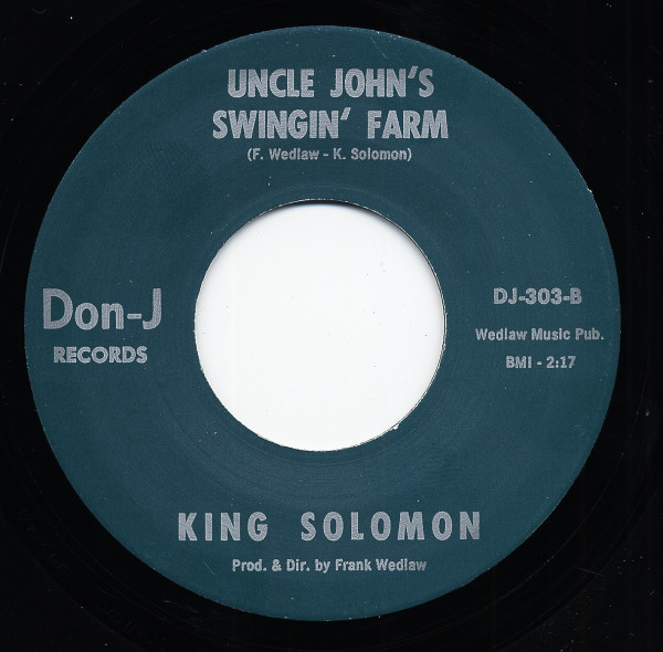 Oh, Baby - Uncle John's Swingin' Farm