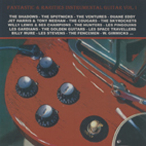 Va Fantastic & Rarities 50's & 60's Instrumental