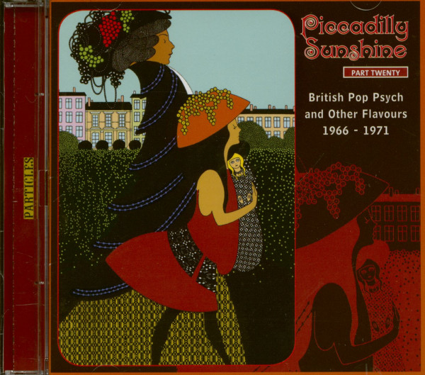 Piccadilly Sunshine Part 20 (CD)