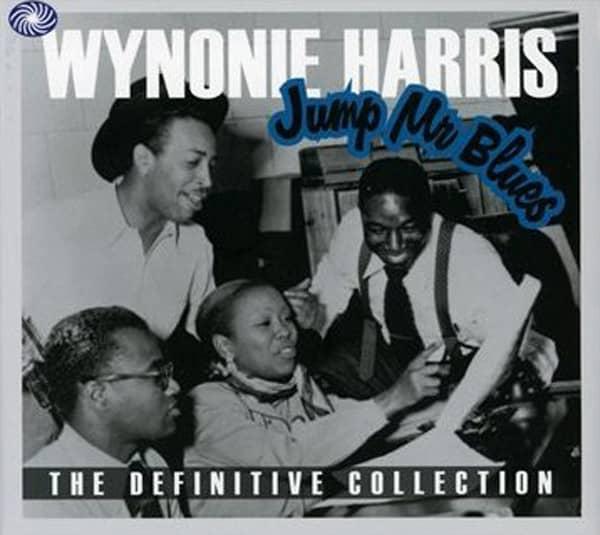 Harris, Wynonie Jump Mr. Blues (2-CD)