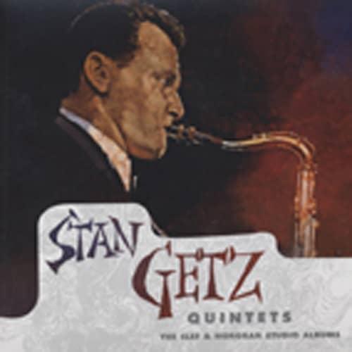 Getz, Stan The Clef & Norgran Studio Albums (3-CD)
