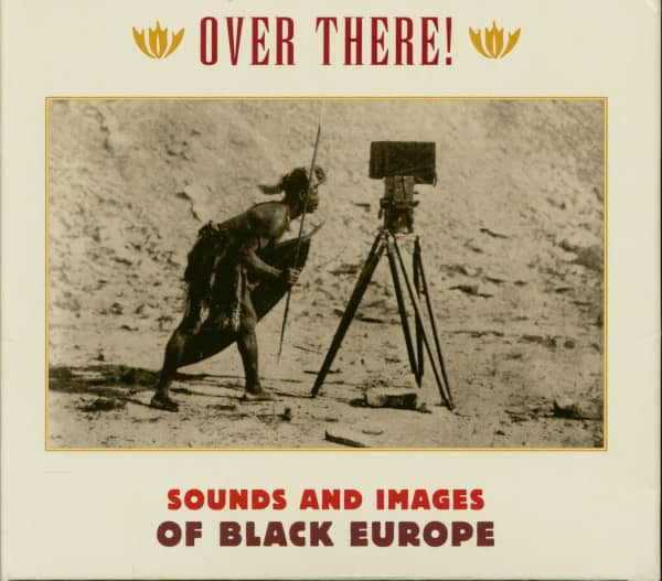Various Over There! Sounds And Images From Black Europe (3-CD)