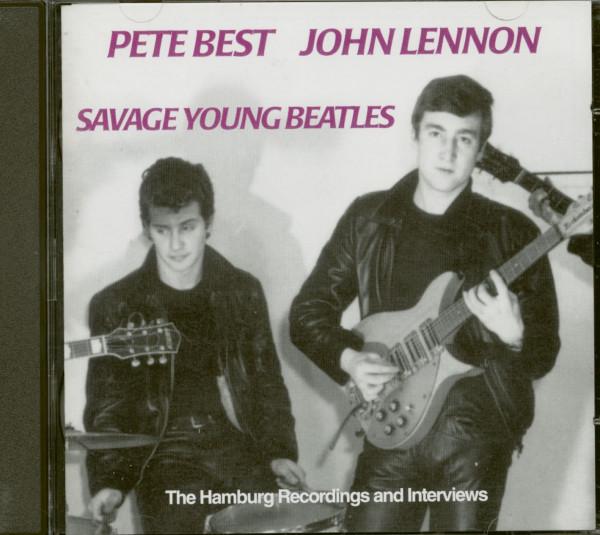 Savage Young Beatles (2-CD)