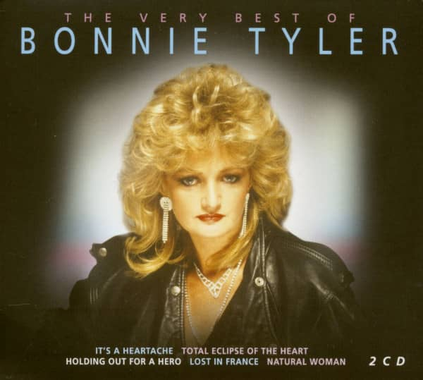The Very Best Of Bonnie Tyler (2-CD)