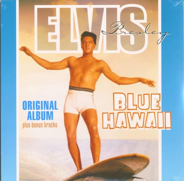 Blue Hawaii (LP)