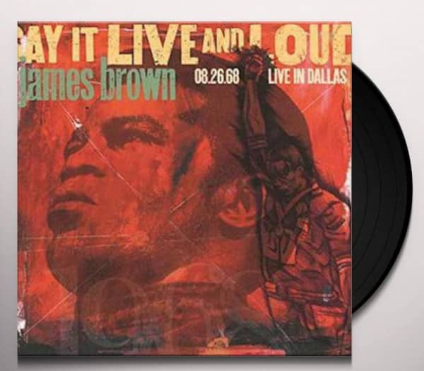 Say It Live And Loud (2-LP)