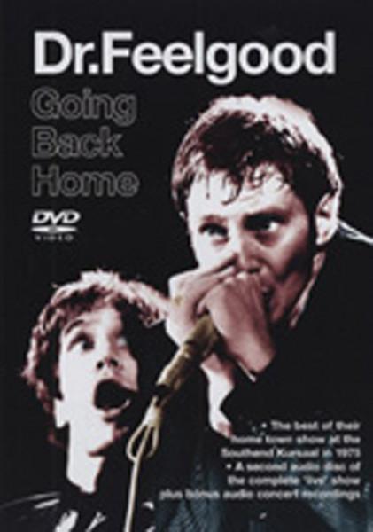 Dr. Feelgood Going Back Home (CD&DVD)