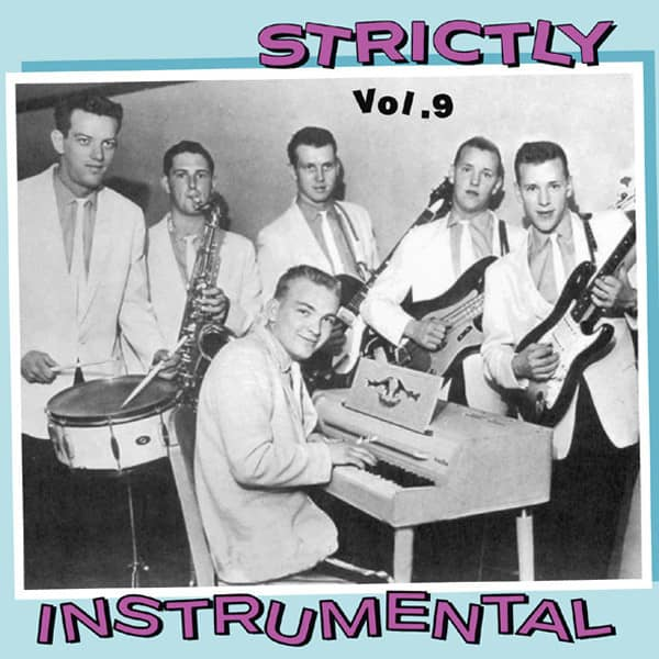 Vol.9, Strictly Instrumental
