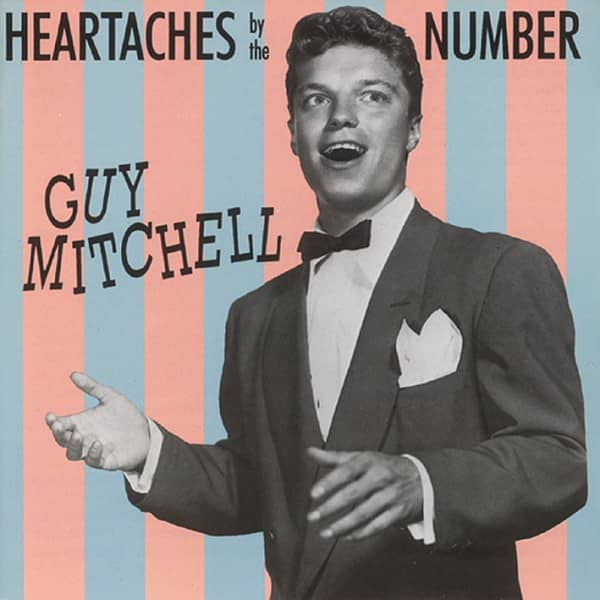 Mitchell, Guy Heartaches By The Number