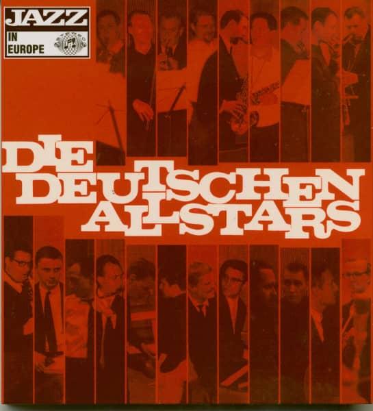 Die Deutschen Allstars (CD)