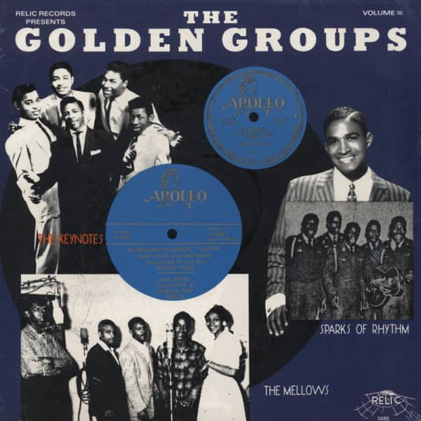 Vol.50, Golden Groups - Apollo Vol.3