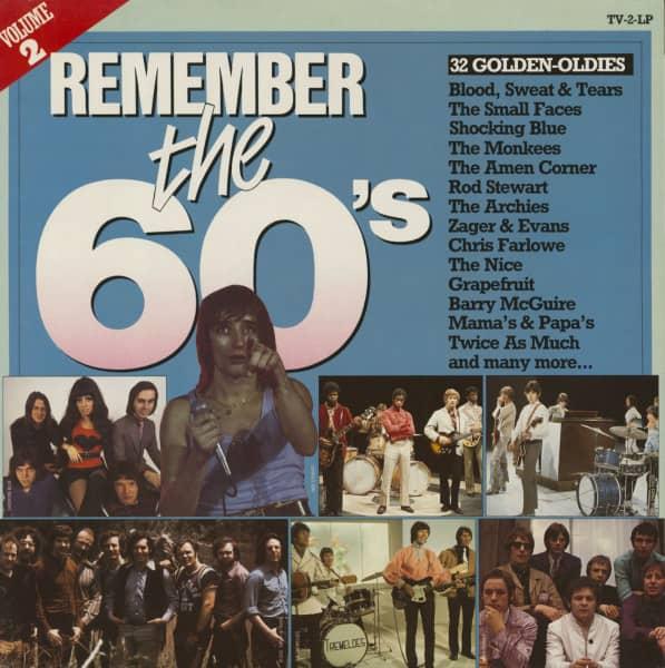 Remember The 60's Vol.2 (2-LP)