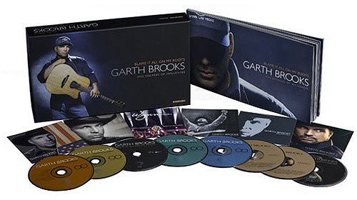 Blame It All On My Roots (6-CD - 2-DVD(1)) (promo copy)