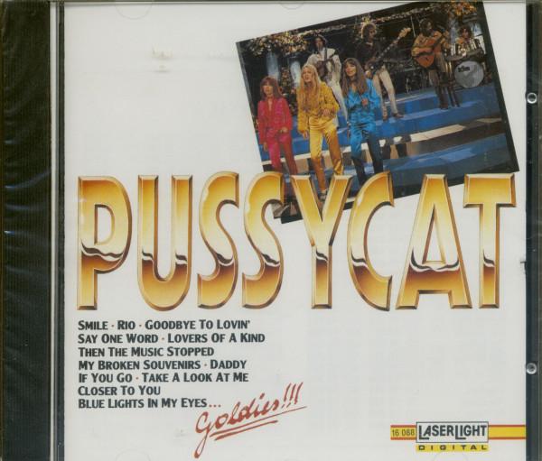 Pussycat - Goldies (CD)