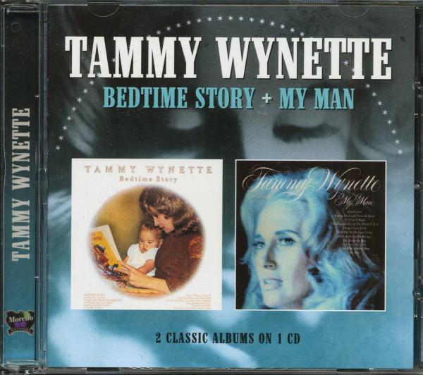 Bedtime Story - My Man (CD)