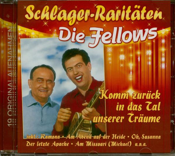 Komm zurück in das Tal der Träume - Schlager Raritäten (CD)