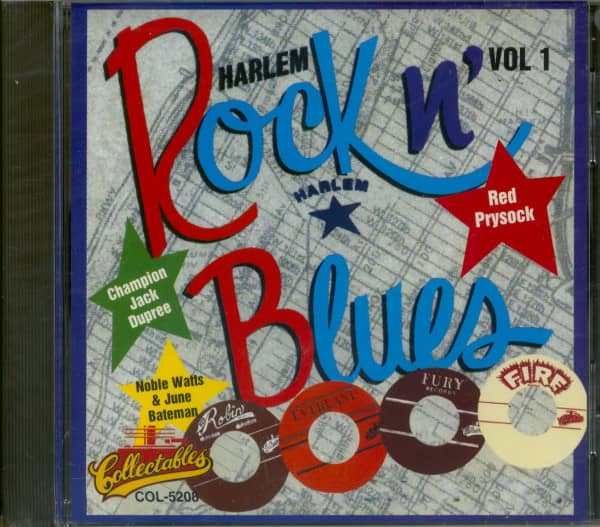 Harlem Rockin' Blues