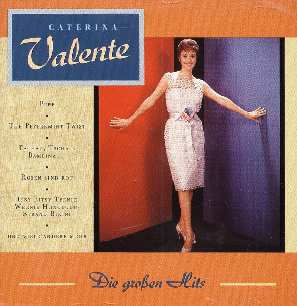 Valente, Caterina Die großen Hits