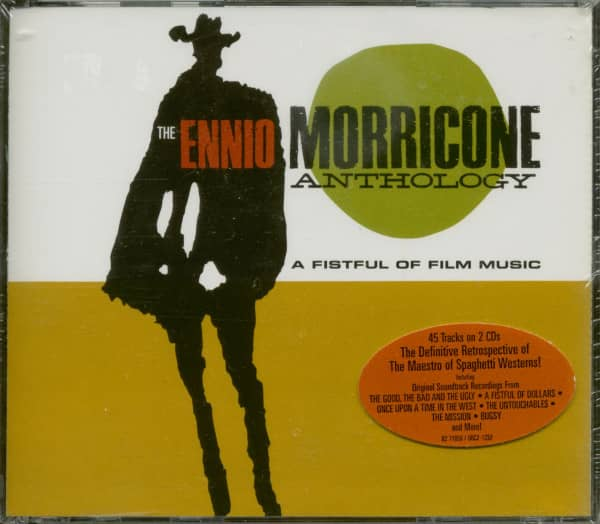 The Ennio Morricone Anthology - A Fistful Of Film Music (2-CD)