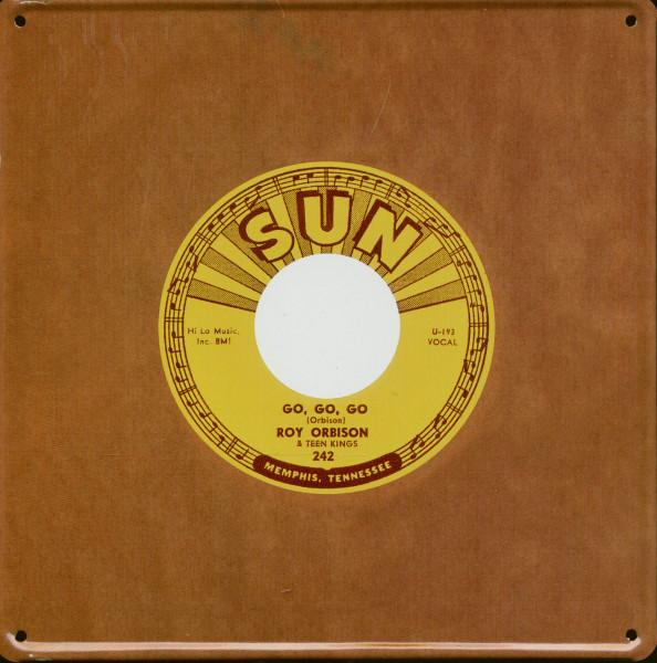 Collector Card Vol.3 - Roy Orbison Go, Go, Go