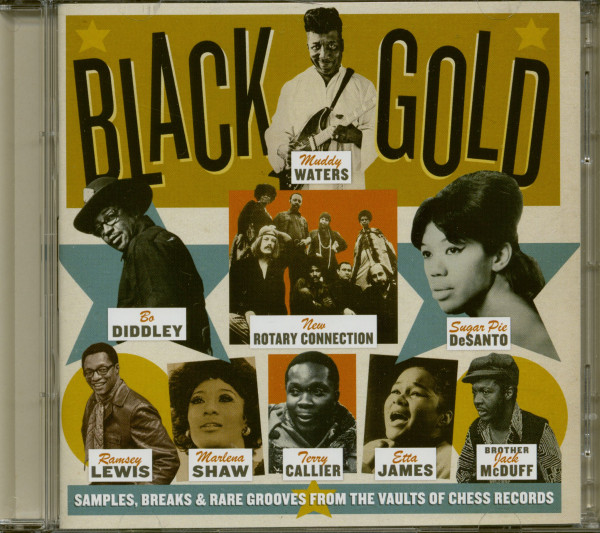 Black Gold (2-CD)