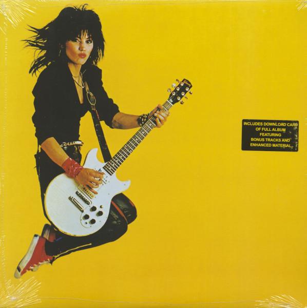 Joan Jett And The Blackhearts (LP)