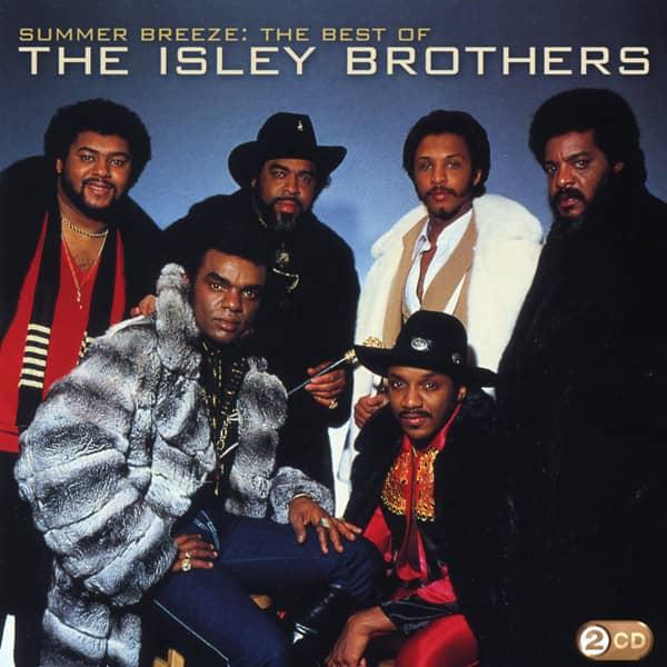 Isley Bros Summer Breeze - The Best Of (2-CD)