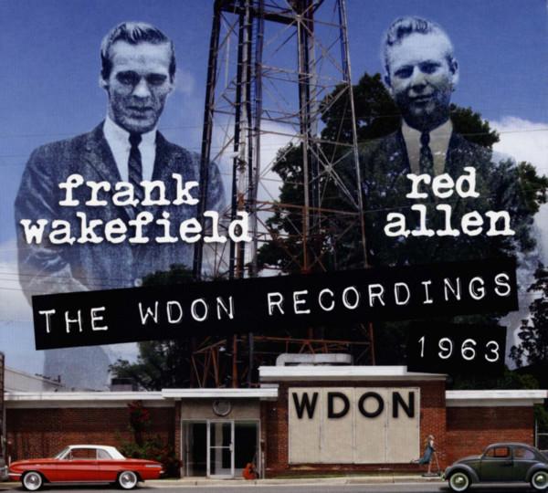 The WDON Recordings, 1963