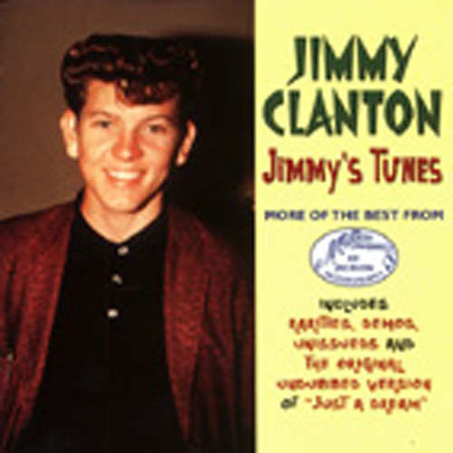 Clanton, Jimmy Jimmy's Tunes - More Of The Best