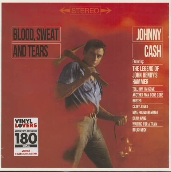 Blood, Sweat And Tears (LP, 180g Vinyl)