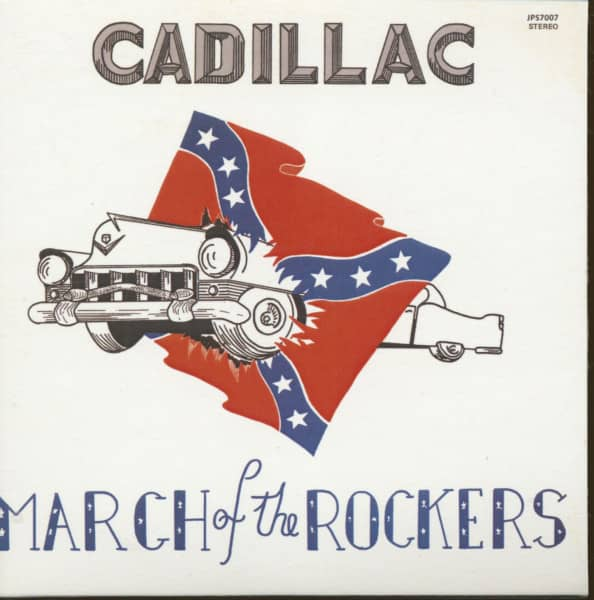 March Of The Rockers (CD)