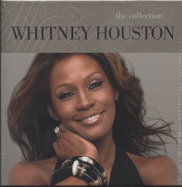 Houston, Whitney Collection - Albums (5-CD Cube-Box)