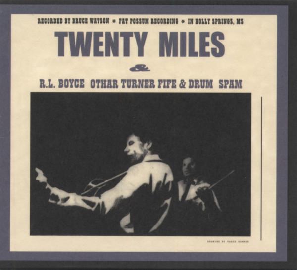 Twenty Miles Twenty Miles
