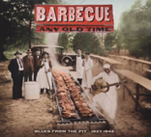 Va Barbecue Any Old Time