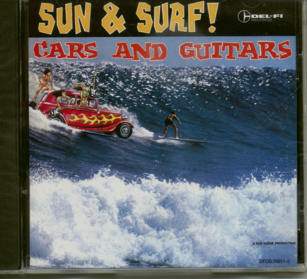 Sun & Surf, Cars & Guitars (CD Album)