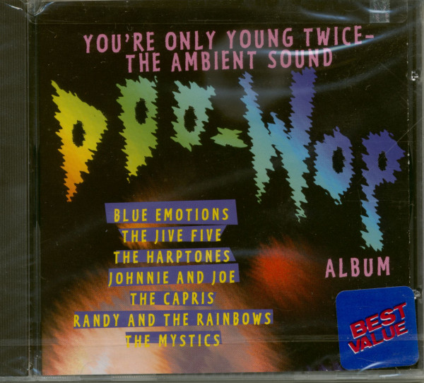 You're Only Young Twice - The Ambient Sound Doo Wop Album (CD)