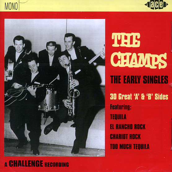 Champs The Early Singles
