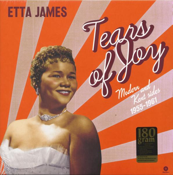 Tears Of Joy - Modern & Kent Sides 1955-1961 (LP, 180g Vinyl, Ltd.)