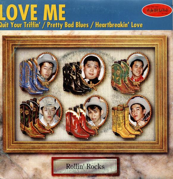 Love Me 7inch, 45rpm, EP
