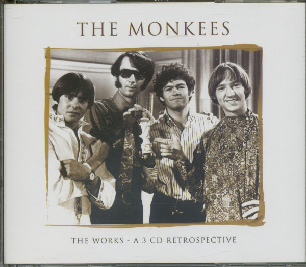 The Works (3-CD Retrospective) EU