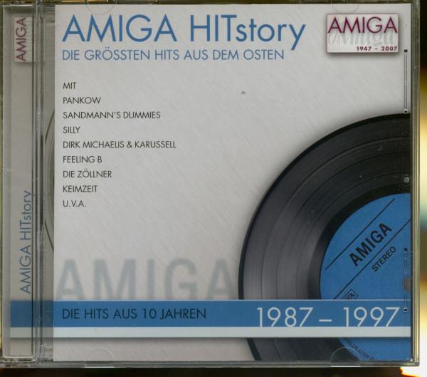 Vol.5, Amiga Hitstory 1987-97