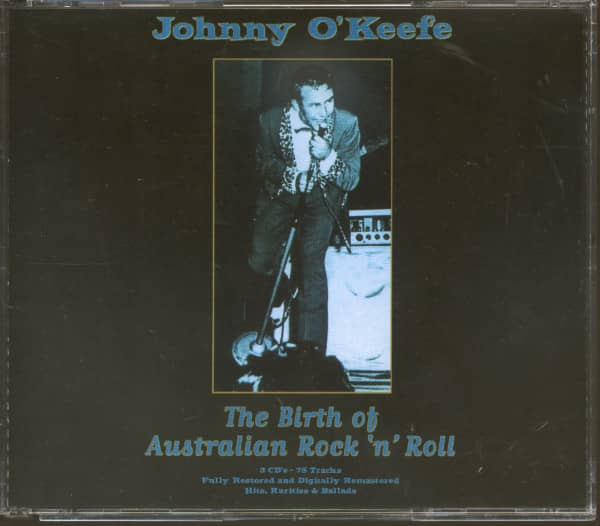 The Birth Of Australian Rock'n'Roll (3-CD)