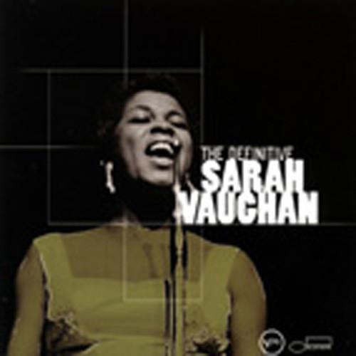 Vaughan, Sarah The Definitive