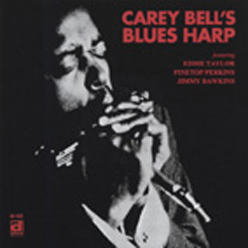 Bell, Carey Blues Harp