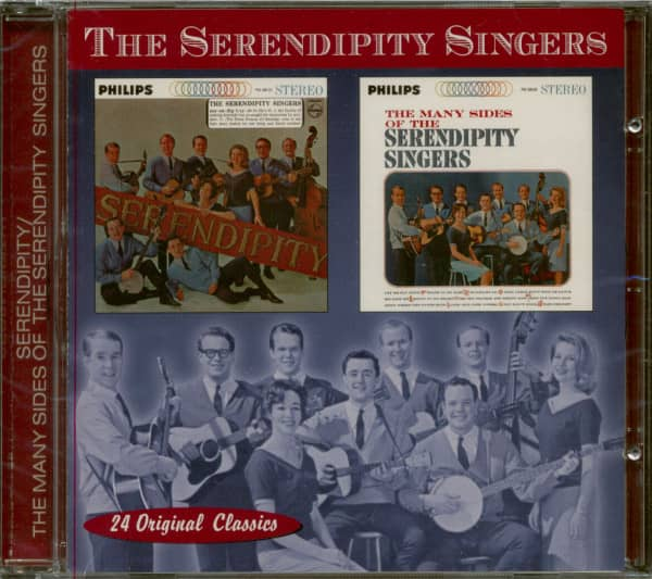 Serendipity - The Many Sides Of (CD)