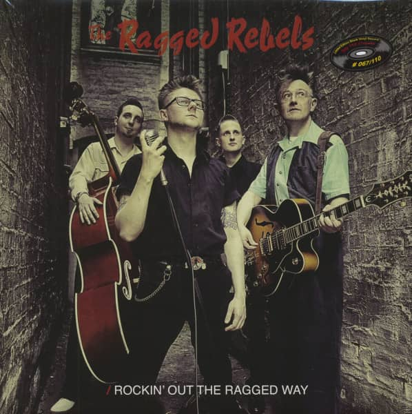 Rockin' Out The Ragged Way (LP, Limited & Numbered)