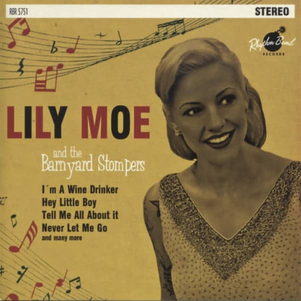 Lily Moe & The Barnyard Stompers Lily Moe & The Barnyard Stompers (2013)