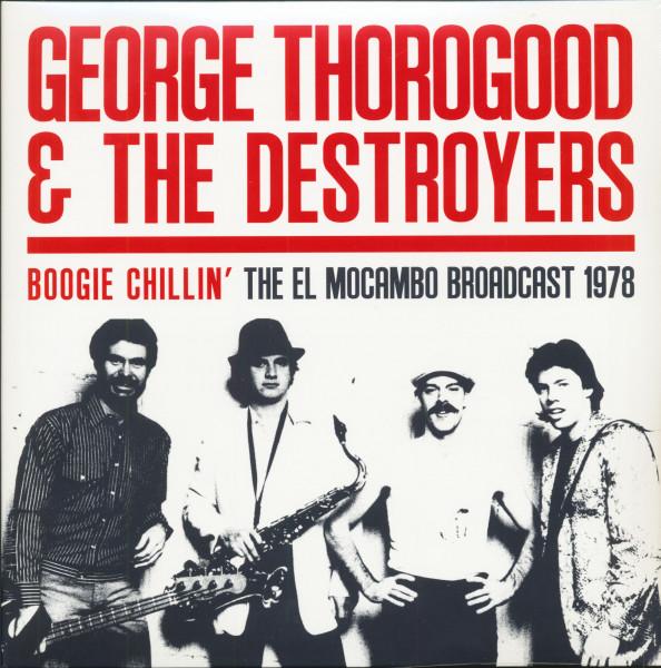 Boogie Chillin' - The El Mocambo Broadcast 1978 (2-LP)